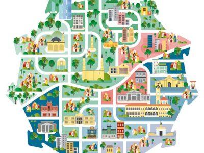 Nicosia, the city of Utopia