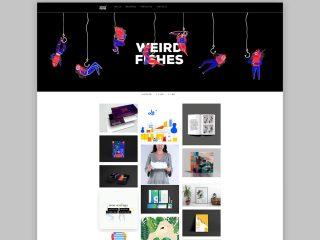 Weirdfishes.com.mx