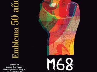Premian al emblema e identidad gráfica del m68. Ciudadanías en movimiento